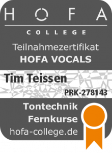 Tim Teissen Vocals